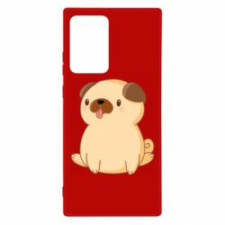 Чехол для Samsung Note 20 Ultra Little pug