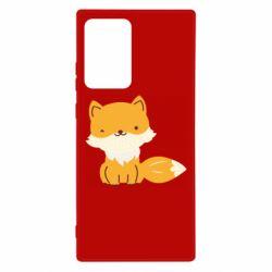 Чехол для Samsung Note 20 Ultra Little red fox