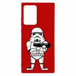 Чохол для Samsung Note 20 Ultra Little Stormtrooper