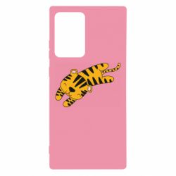 Чохол для Samsung Note 20 Ultra Little striped tiger