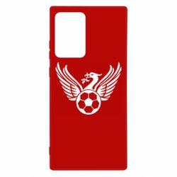 Чохол для Samsung Note 20 Ultra Liverpool and soccer ball