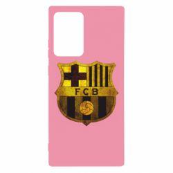 Чохол для Samsung Note 20 Ultra Логотип Барселони