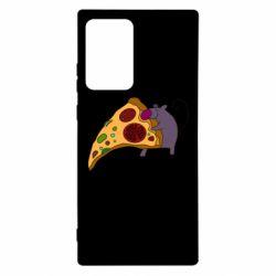 Чехол для Samsung Note 20 Ultra Love Pizza 2
