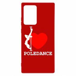 Чохол для Samsung Note 20 Ultra Love Pole Dance