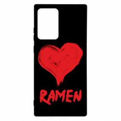 Чохол для Samsung Note 20 Ultra Love ramen