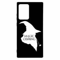 Чехол для Samsung Note 20 Ultra Magic is coming