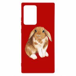 Чохол для Samsung Note 20 Ultra Маленький кролик