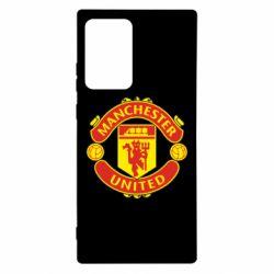 Чохол для Samsung Note 20 Ultra Манчестер Юнайтед