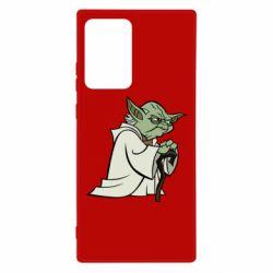 Чехол для Samsung Note 20 Ultra Master Yoda