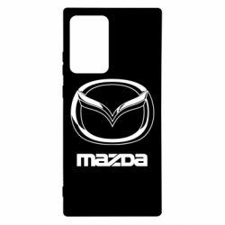 Чохол для Samsung Note 20 Ultra Mazda Logo