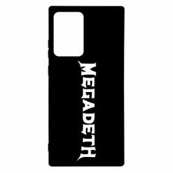 Чехол для Samsung Note 20 Ultra Megadeth