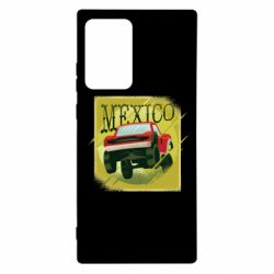 Чохол для Samsung Note 20 Ultra Mexico Super Truck
