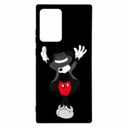 Чехол для Samsung Note 20 Ultra Mickey Jackson
