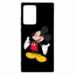 Чехол для Samsung Note 20 Ultra Mickey Mouse