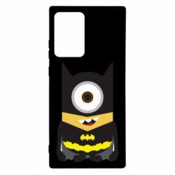 Чохол для Samsung Note 20 Ultra Minion Batman