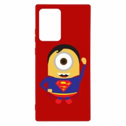 Чохол для Samsung Note 20 Ultra Minion Superman