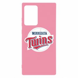 Чохол для Samsung Note 20 Ultra Minnesota Twins