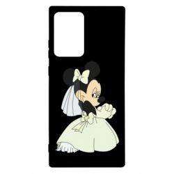 Чехол для Samsung Note 20 Ultra Minnie Mouse Bride