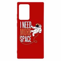 Чехол для Samsung Note 20 Ultra Мне нужно больше космоса