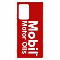 Чехол для Samsung Note 20 Ultra Mobil Motor Oils