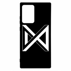 Чохол для Samsung Note 20 Ultra Monsta x simbol
