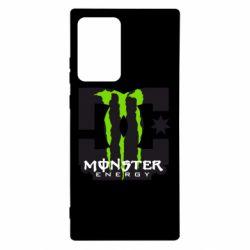 Чохол для Samsung Note 20 Ultra Monster Energy DC