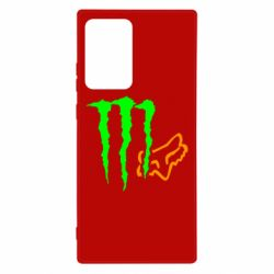 Чохол для Samsung Note 20 Ultra Monster Energy FoX