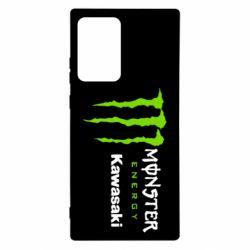 Чохол для Samsung Note 20 Ultra Monster Energy Kawasaki