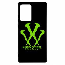 Чехол для Samsung Note 20 Ultra Monster Energy W