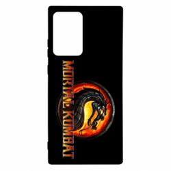 Чехол для Samsung Note 20 Ultra Mortal Kombat