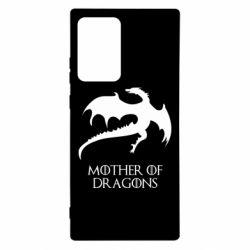 Чехол для Samsung Note 20 Ultra Mother of dragons 1