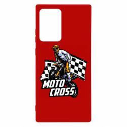 Чехол для Samsung Note 20 Ultra Motocross