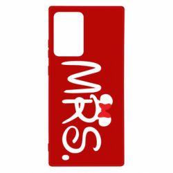 Чехол для Samsung Note 20 Ultra Mrs.