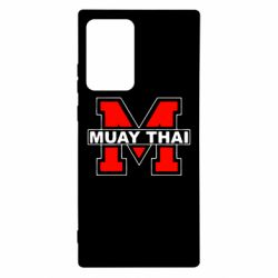 Чехол для Samsung Note 20 Ultra Muay Thai Big M