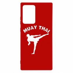 Чехол для Samsung Note 20 Ultra Muay Thai
