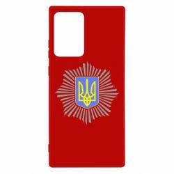 Чохол для Samsung Note 20 Ultra МВС України