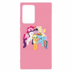 Чехол для Samsung Note 20 Ultra My Little Pony