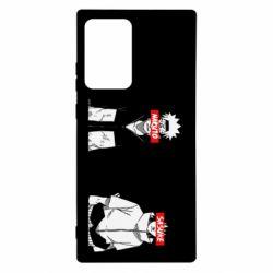 Чехол для Samsung Note 20 Ultra Naruto and Sasuke