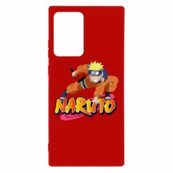 Чохол для Samsung Note 20 Ultra Naruto with logo