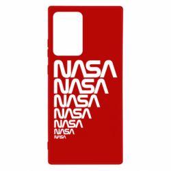 Чехол для Samsung Note 20 Ultra NASA