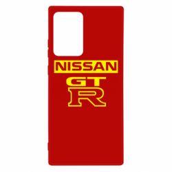 Чохол для Samsung Note 20 Ultra Nissan GT-R