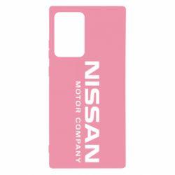 Чохол для Samsung Note 20 Ultra Nissan Motor Company