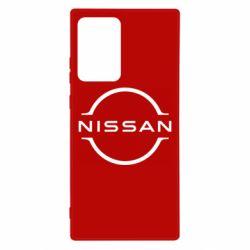 Чехол для Samsung Note 20 Ultra Nissan new logo