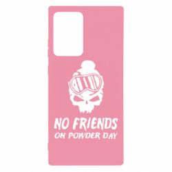 Чехол для Samsung Note 20 Ultra No friends on powder day
