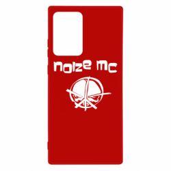 Чохол для Samsung Note 20 Ultra Noize MC Logo