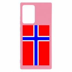 Чохол для Samsung Note 20 Ultra Норвегія