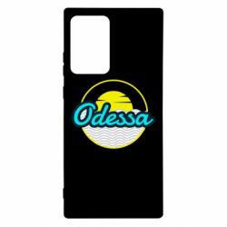 Чехол для Samsung Note 20 Ultra Odessa vector