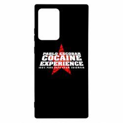 Чехол для Samsung Note 20 Ultra Pablo Escobar