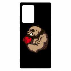 Чехол для Samsung Note 20 Ultra Panda Boxing