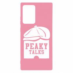 Чохол для Samsung Note 20 Ultra Peaky talks
